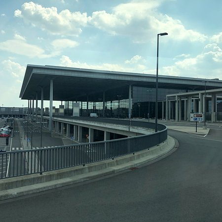 Flughafen Berlin BER Experience Tour