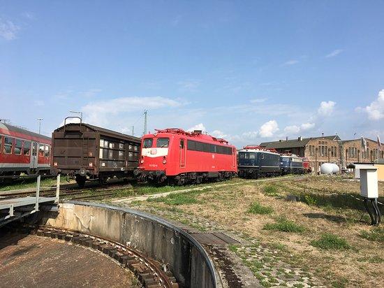 DB Museum Koblenz: Overzicht