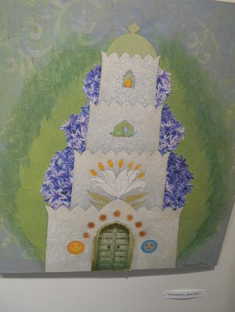 Bild från konstsamlingen.