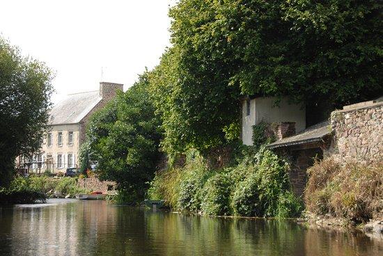 Pontrieux, France: voyage en barque