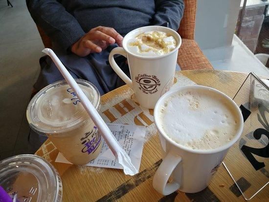 The Coffee Bean Tea Leaf Islamabad Menu Prices Restaurant Reviews Tripadvisor