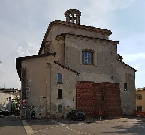 Chiesa di S. Ambrogio e Antico Monastero