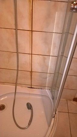 Spychowo, Πολωνία: Łazienka w domku 19/20
