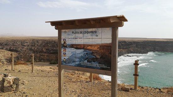 Playa de Esquinzo: Esquinzo
