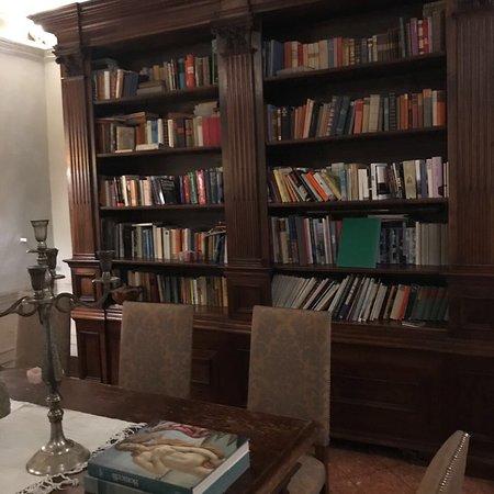 Buggiano Castello, Olaszország: Villa Sermolli