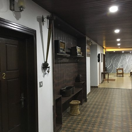 Kalasa, الهند: Lobby
