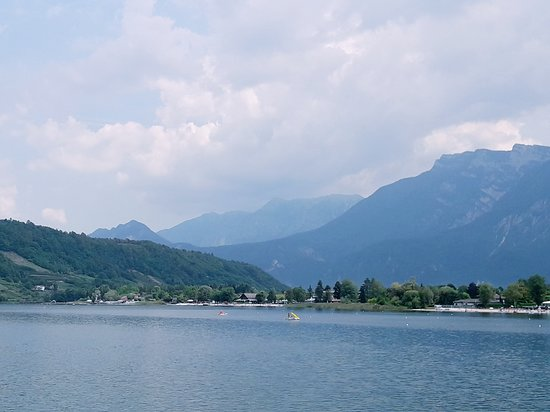Lago di Caldonazzo: La parte nord