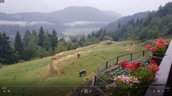 Villa Tirano, Italy: Lato ovest