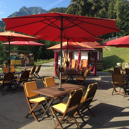 Torgon, สวิตเซอร์แลนด์: Des Caprins