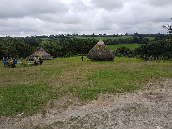 Crymych, UK: Roundhouses