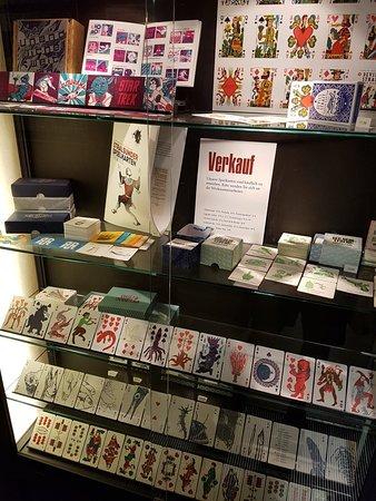 Stralsund, Allemagne: Spielkartenfabrik Museumswerkstatt