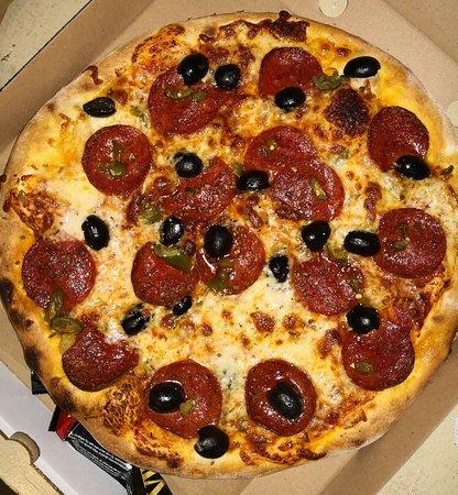 Morag, Poland: Pizzeria Manufaktura