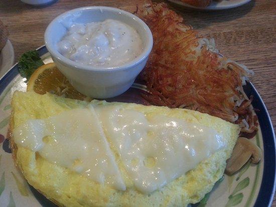 Grawn, MI : Traditional Omelette