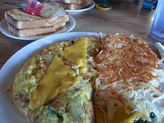 Grawn, MI : New omelette version