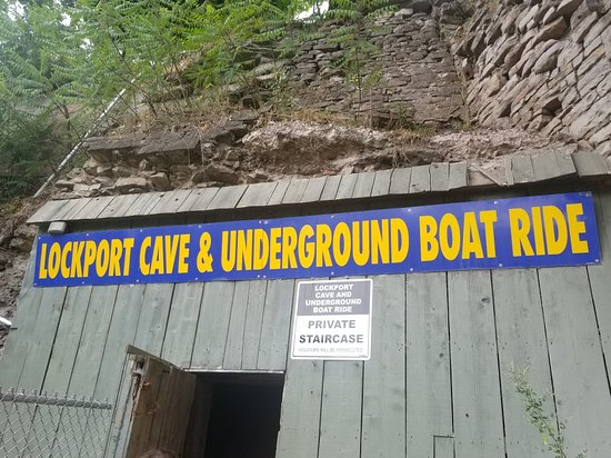 Lockport Cave and Underground Boat Ride: 20180803_134729_large.jpg