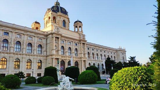 Μουσείο Φυσικής Ιστορίας (Naturhistorisches Museum)