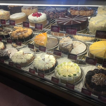 The Cheesecake Factory Providence Rhode Island