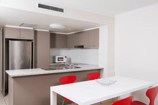 BreakFree Fortitude Valley: 2 Bedroom Apartment