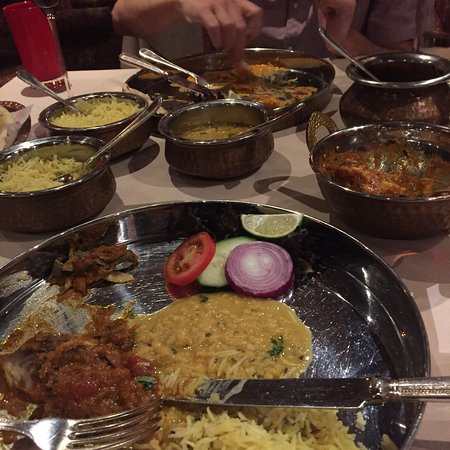 Best curry experience