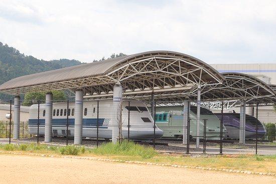 Maibara, Nhật Bản: 新幹線試験車両