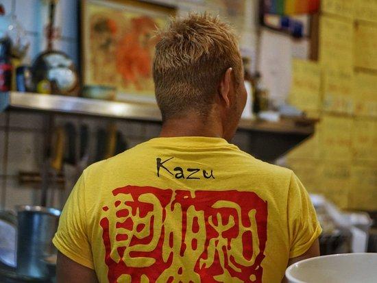Dinner at Kazu