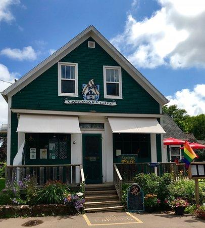 The Landmark Cafe