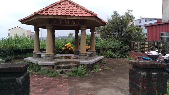 Nu Chao Gan Bu School Memorial Statues