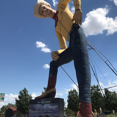 Tex Randall, Big Texan: photo0.jpg