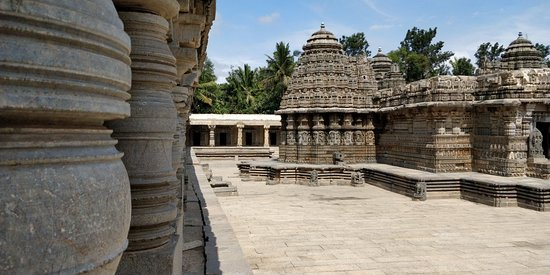 Somnathpur, الهند: Chennakesava Temple, Somanathapura