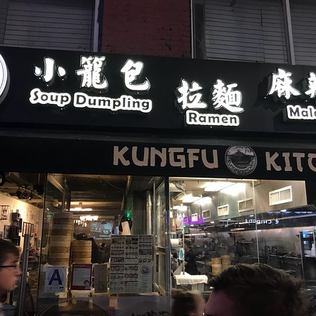 Kung Fu Kitchen New York Ny