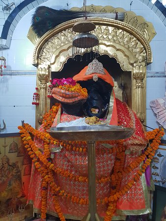Batala, India: A place where miracles happened..a sacred place of faith ..MANDIR KALI DWARA..the only temple po
