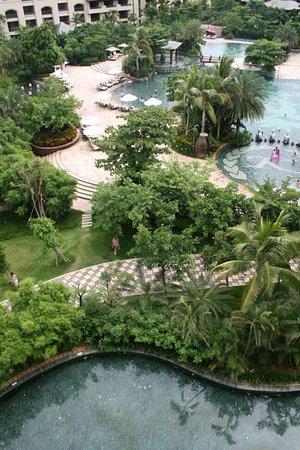 Wanda Vista Resort Sanya Görüntüsü
