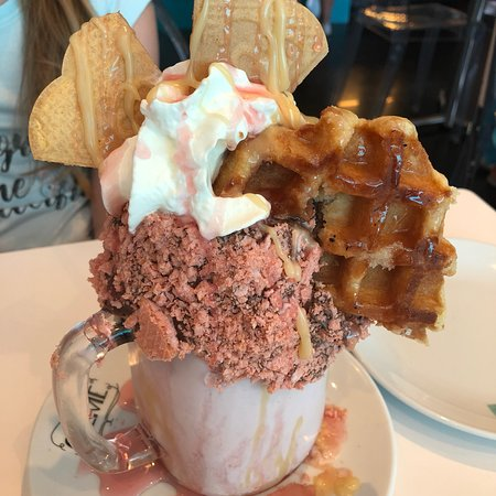 Freak shake - too sickly