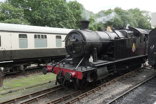 bodmin steam train