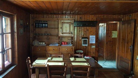 Montespluga, Италия: Sala interna
