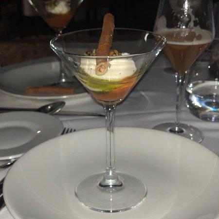 Quintanar de la Orden, Spain: Menú de degustación de 10!!! Gracias , repetimos sin duda