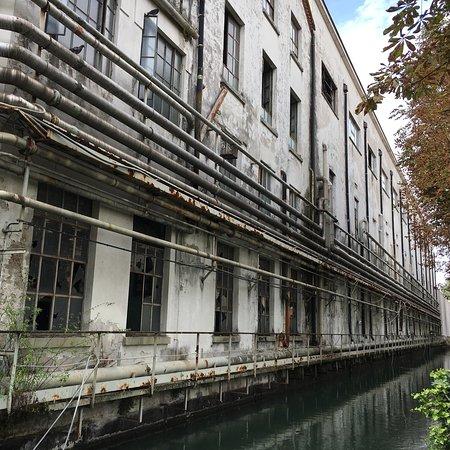 Udine, Italy: Ex Fabbrica di Birra Dormisch