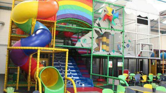 Mytholmroyd, UK: Playtopia Play Centre