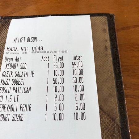 Obam Restaurant Bild