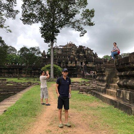 Angkor Friendly Driver Photo