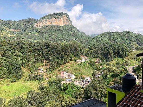 Tlatlauquitepec, Mexiko: El cerro del Cabezón