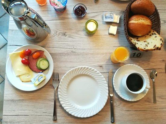 Kalifornien, Deutschland: Frühstück (August 2018)