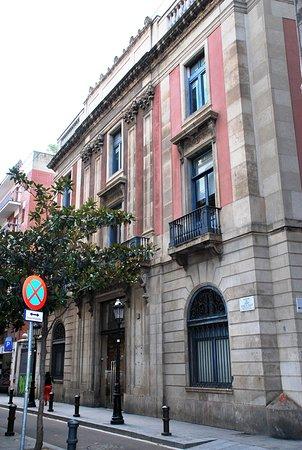 Casa de Rusia en Barcelona