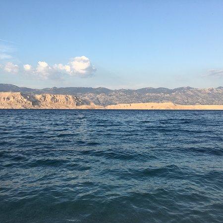 Mare e paesaggio incredibilmente bello