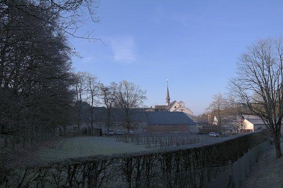 آردين, بلجيكا: Abbaye Notre-Dame de Saint-Remy & Trappist Rochefort Beer