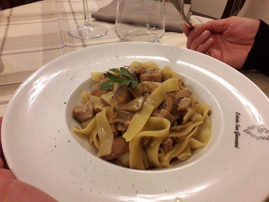 Un restaurant qui fait aimer l'Italie