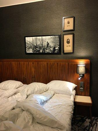 Hotel Katajanokka: The room
