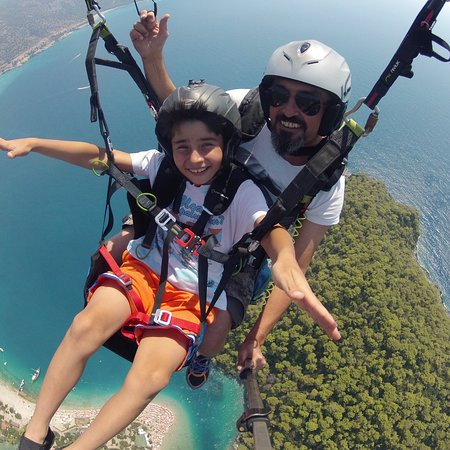 Fly Infinity - Tandem Paragliding