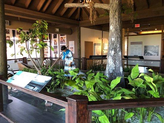 Tamiami, Flórida: Museo