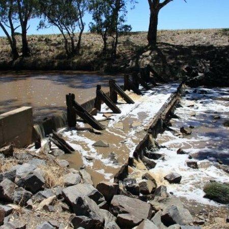 Charlton, ออสเตรเลีย: Yawong Weir